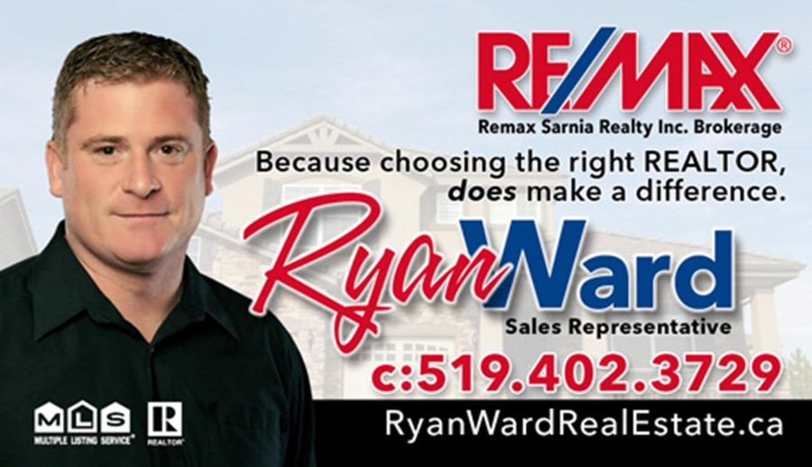 Ryan Ward Realtor